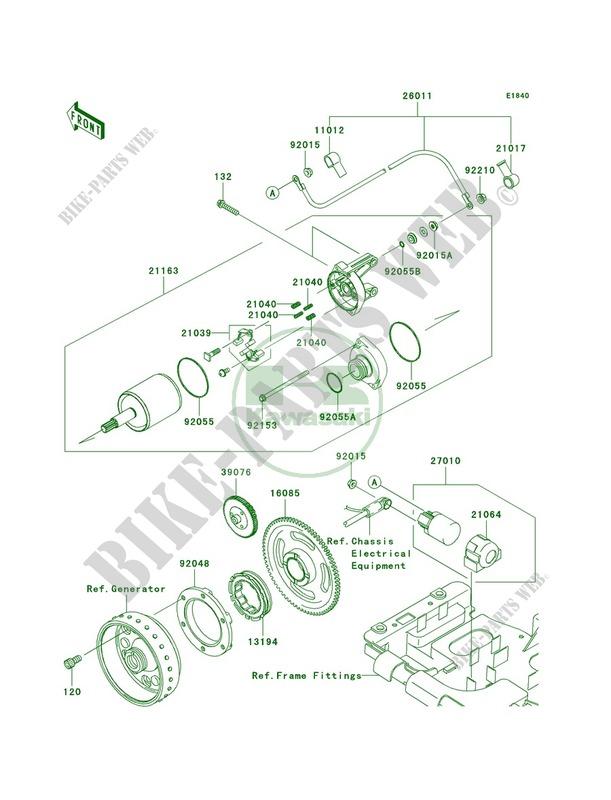 Chinese Atv Motor