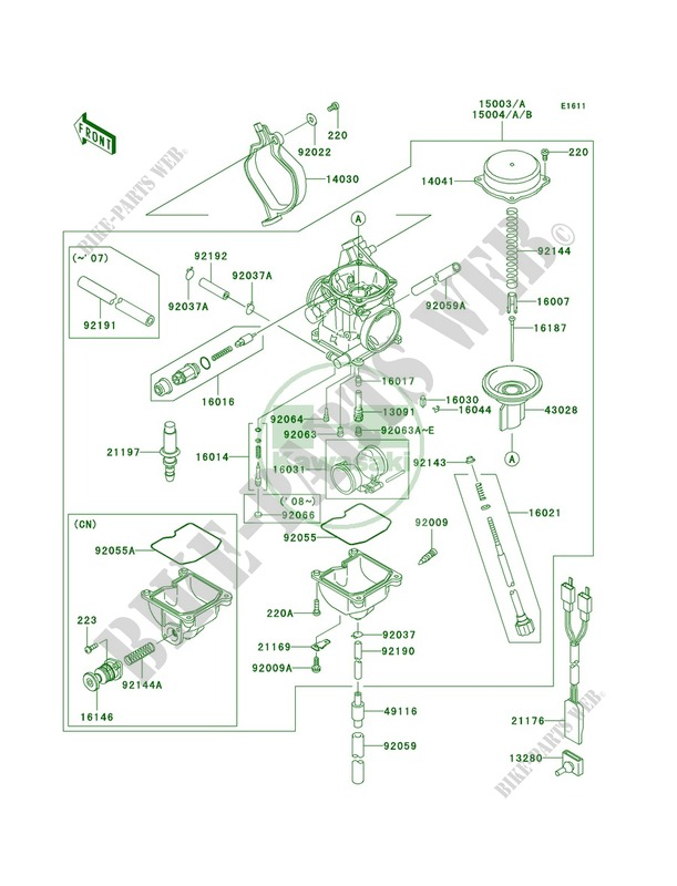 Search Results For  U201ckawasaki Prairie 360 Carburetor Diagram U201d  U2013 Carinteriordesign