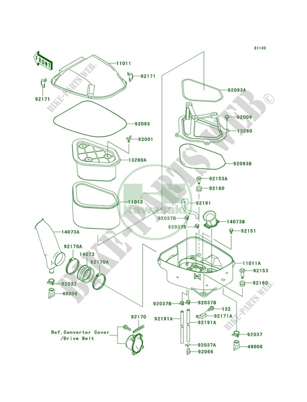 Kawasaki Prairie 700 Wiring Diagram Smart Diagrams 2001 Zx12 House Symbols Kz1000 Engine 05