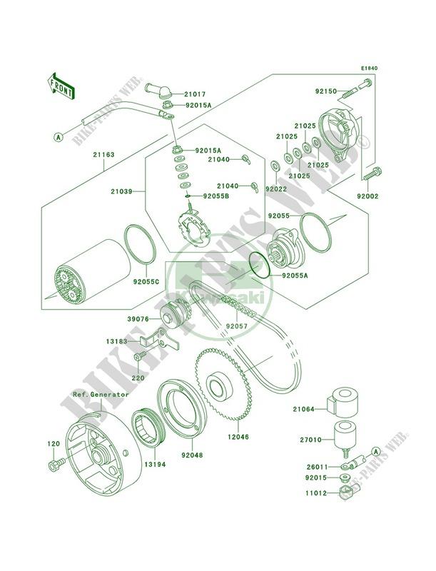 Starter Motor for Kawasaki Bayou 300 2003 # KAWASAKI - Genuine Spare on kawasaki mule ignition switch wiring diagram, honda 300 trx wiring diagram, brute force 750 wiring diagram, kawasaki kfx 700 wiring diagram, kawasaki mule 3000 wiring diagram, honda trx400ex wiring diagram, kawasaki klf 300 timing diagram, kawasaki lakota wiring diagram, kawasaki 4 wheeler wiring diagram, kawasaki kz1000 wiring-diagram, kawasaki bayou klf300 wiring-diagram, kawasaki kfx400 wiring diagram, kawasaki vulcan 800 ignition wiring diagram, kawasaki bayou plow, kawasaki bayou parts diagram, kawasaki mule starter relay, kawasaki bayou engine diagram, can-am outlander 400 wiring diagram, kawasaki prairie 650 wiring diagram,