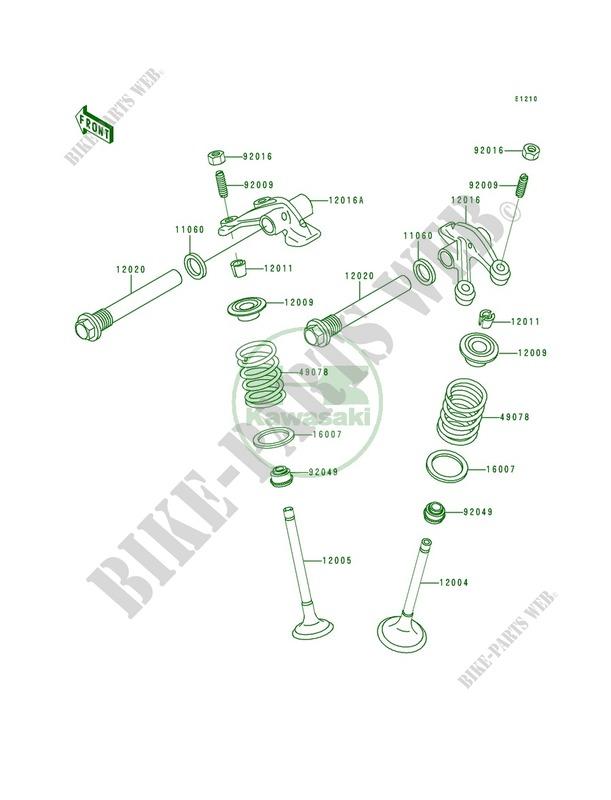 Kawasaki 400 4 Wheeler Wiring Diagram