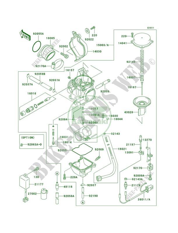 Diagram Wiring Diagrams For 1999 Kawasaki 300 Full Version Hd Quality Kawasaki 300 Pvdiagramxbrick Trkbrd It