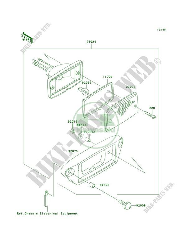 Kawasaki Atv Transmission Diagram