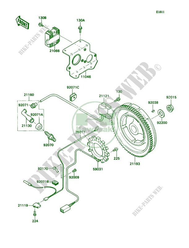 Kawasaki Mule Wiring Diagram 540 - DIY Enthusiasts Wiring Diagrams •