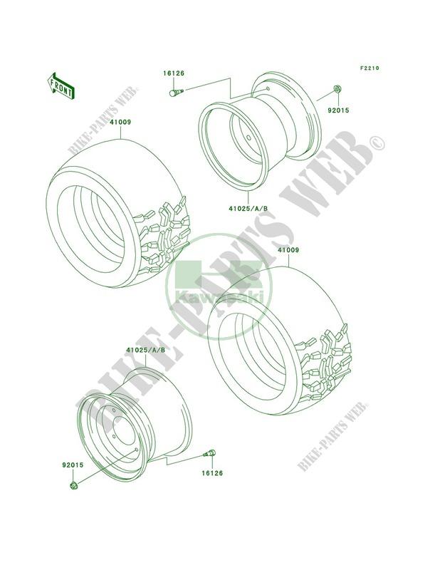 2007 Kawasaki Mule 3010 Wiring Diagram. Kawasaki Mule 550 ... on