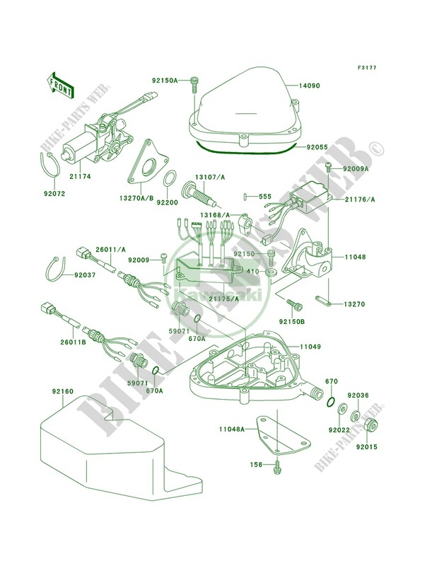Control for Kawasaki SUPER SPORT XI 1997 # KAWASAKI ... on yamaha wiring diagram, honda wiring diagram, triumph 750 wiring diagram, volvo fh12 wiring diagram, light switch wiring diagram, massey ferguson 750 wiring diagram, john deere 750 wiring diagram, harley wiring diagram, yacht wiring diagram,