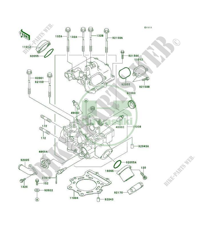 1993 klf400b wiring diagram   27 wiring diagram images
