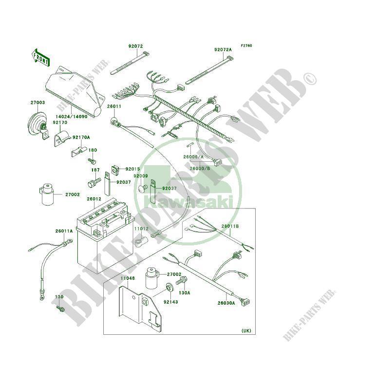 CHIS ELECTRICAL EQUIPMENT KLF400 B1 KLF400 4X4 1993 400 QUAD ... on kawasaki prairie 400 wiring diagram, kazuma atv wiring diagram, kawasaki electrical diagrams, kawasaki kz650 wiring-diagram, kawasaki engine wiring diagram, kawasaki 4 wheeler wiring diagram, yamaha atv wiring diagram, kawasaki atv engine diagram, kawasaki parts diagram, kawasaki 100 wiring diagram, kawasaki atv transmission diagram, 220 bayou atv wiring diagram, kawasaki v-twin wiring diagram, kawasaki prairie 300 wiring diagram, mini atv wiring diagram, can am atv wiring diagram, kawasaki 750 wiring diagram, chinese atv transmission diagram, kawasaki mule 2500 fly wheel, kawasaki klf 220 wiring schematic,