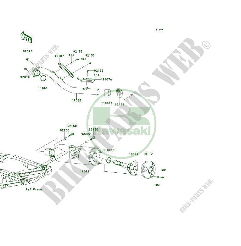 Kawasaki Teryx 750 Wiring Diagram - Wiring Diagrams Schema on