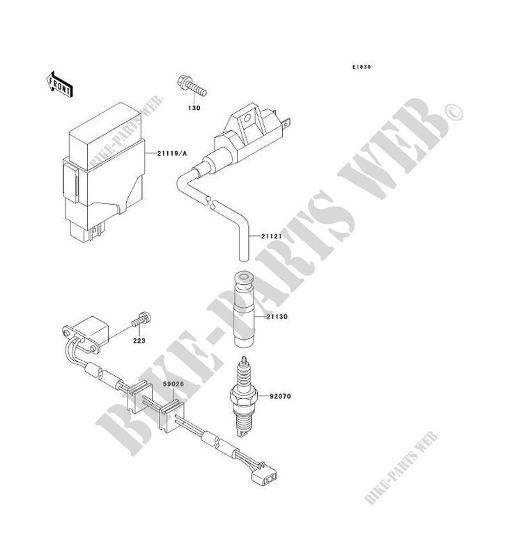 File Name  Kawasaki Ignition System Wiring Diagram