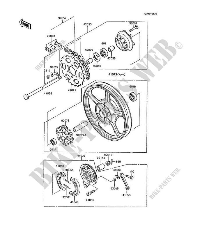 klx 140 wiring diagram