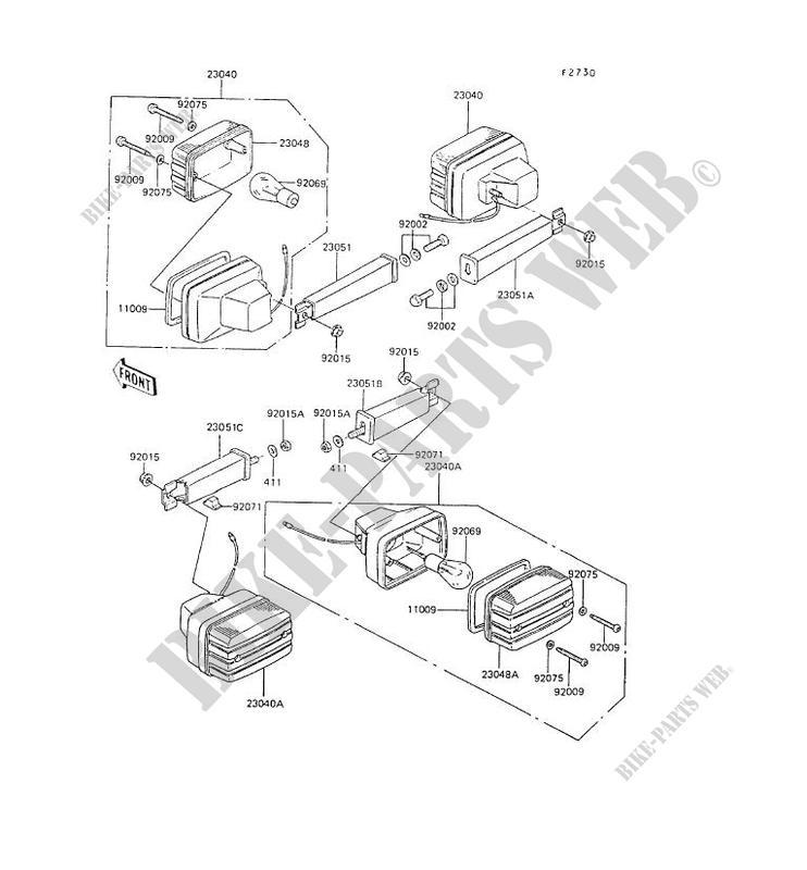 kawasaki bayou 220 cdi wiring diagram kawasaki atv wiring