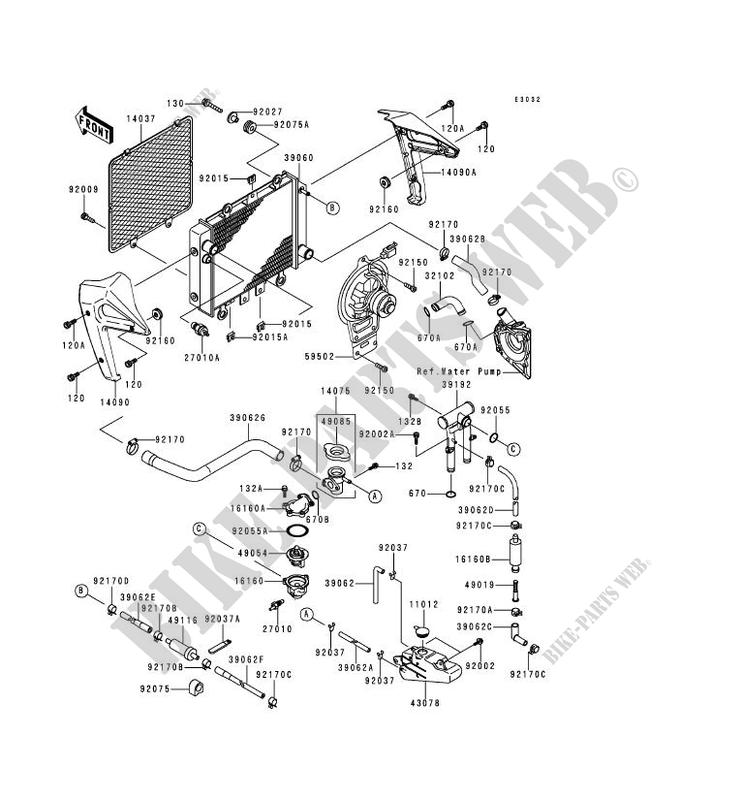 Radiator Schematic