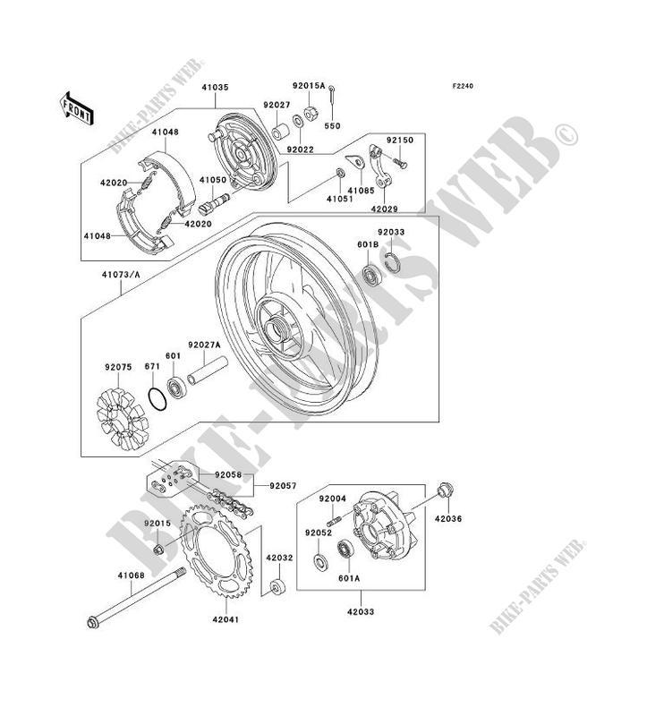 2001 Kawasaki Motorcycle Wiring Diagram