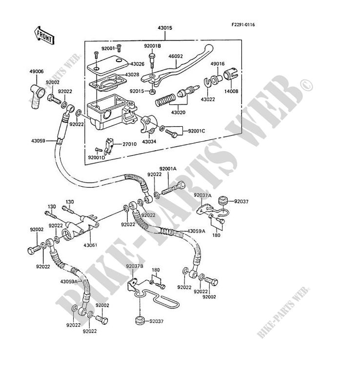 Kawasaki Gpz 305 Wiring Diagram - Wiring Diagrams on