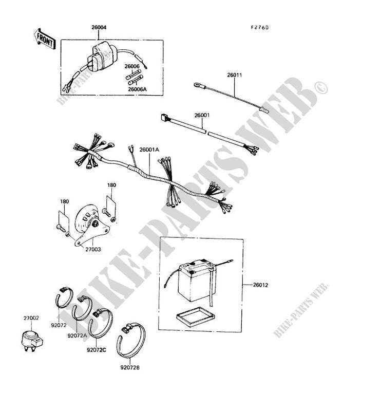 Ke100 Fuses Diagram - Wiring Diagram Img on