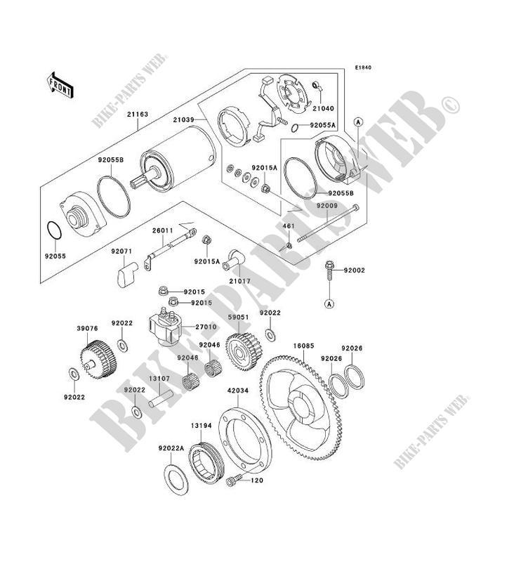 2003 Klr 650 Wiring Diagram - Wiring Diagram K6 Kawasaki Klr Wiring Diagram on