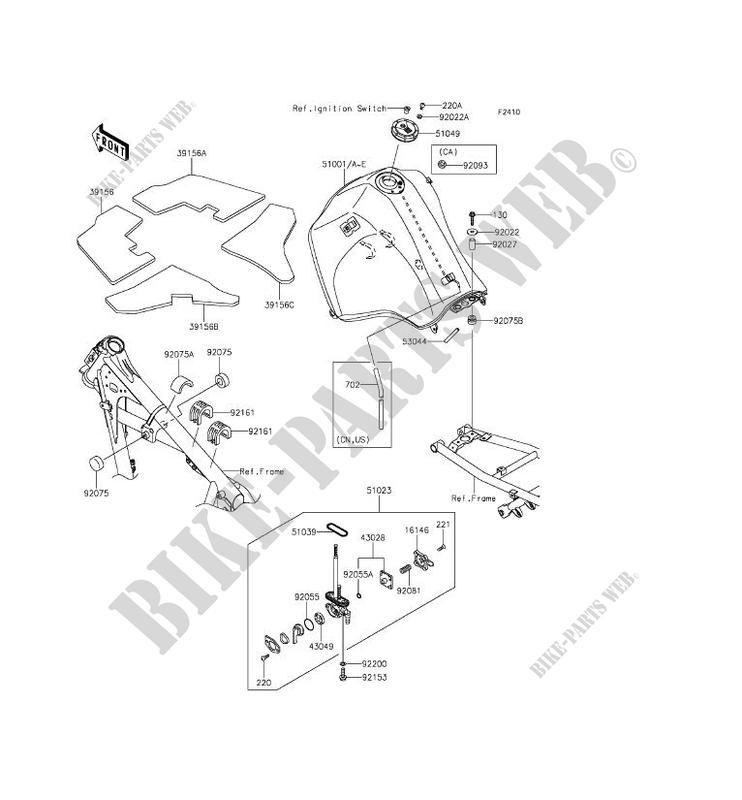 Kawasaki Klr 650 Parts Catalog