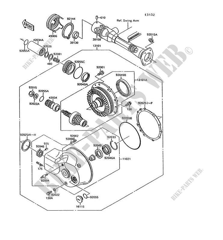 Kawasaki Vn 1500 Wiring Diagram