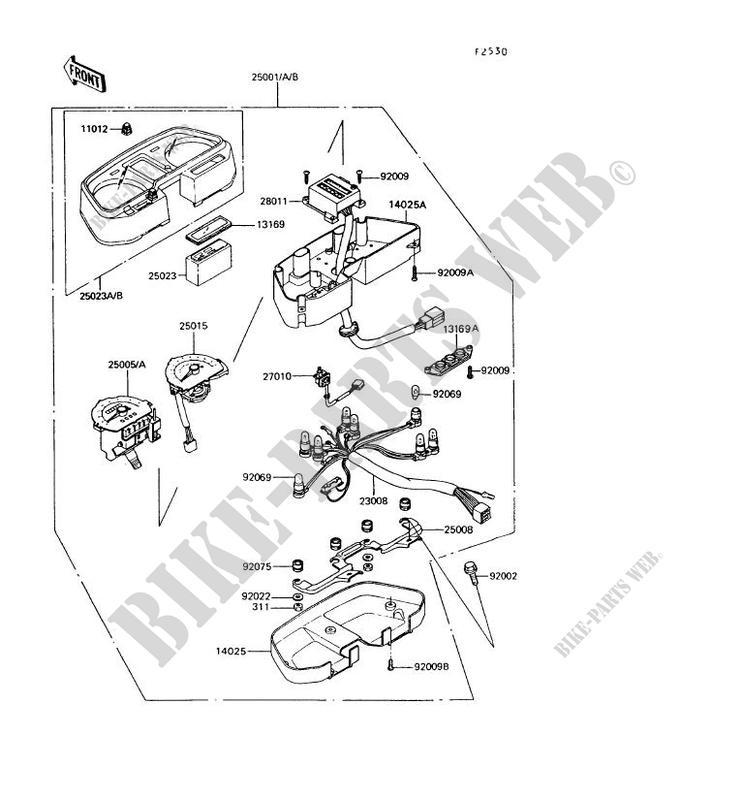 Kawasaki Gt550 Wiring Diagram