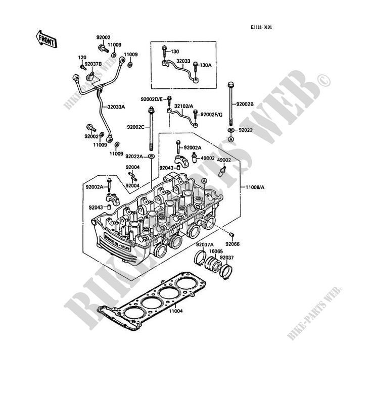 cylinder head zg1000 a3a 1000gtr 1988 1000 motos kawasaki motorcycle wiring low voltage under cabinet lighting kawasaki motos 1000 1988 1000gtr zg1000 a3a zg1000 a3a cylinder head