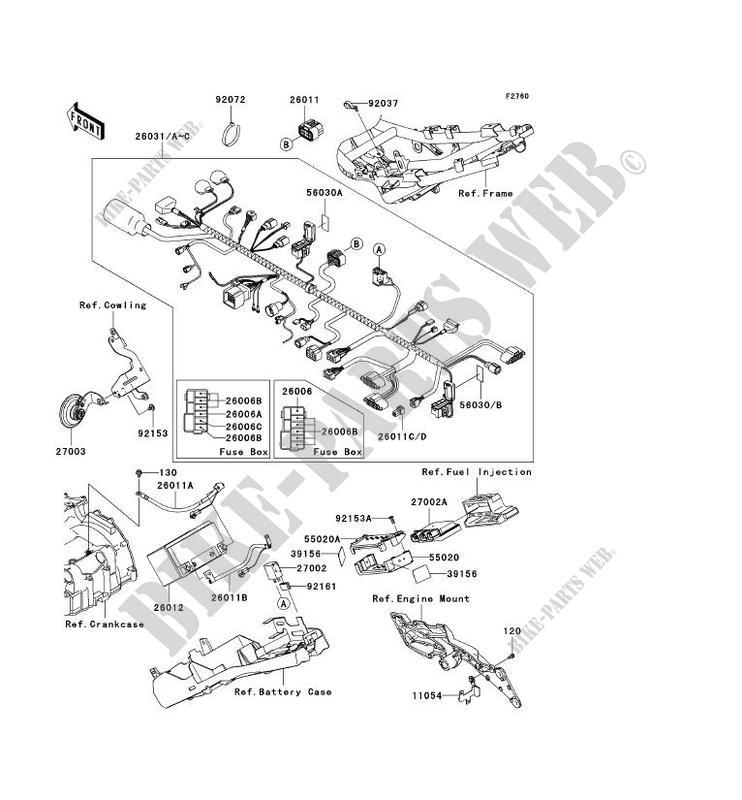 Fine Kawasaki Z1000 Fuse Box Basic Electronics Wiring Diagram Wiring Cloud Xeiraioscosaoduqqnet