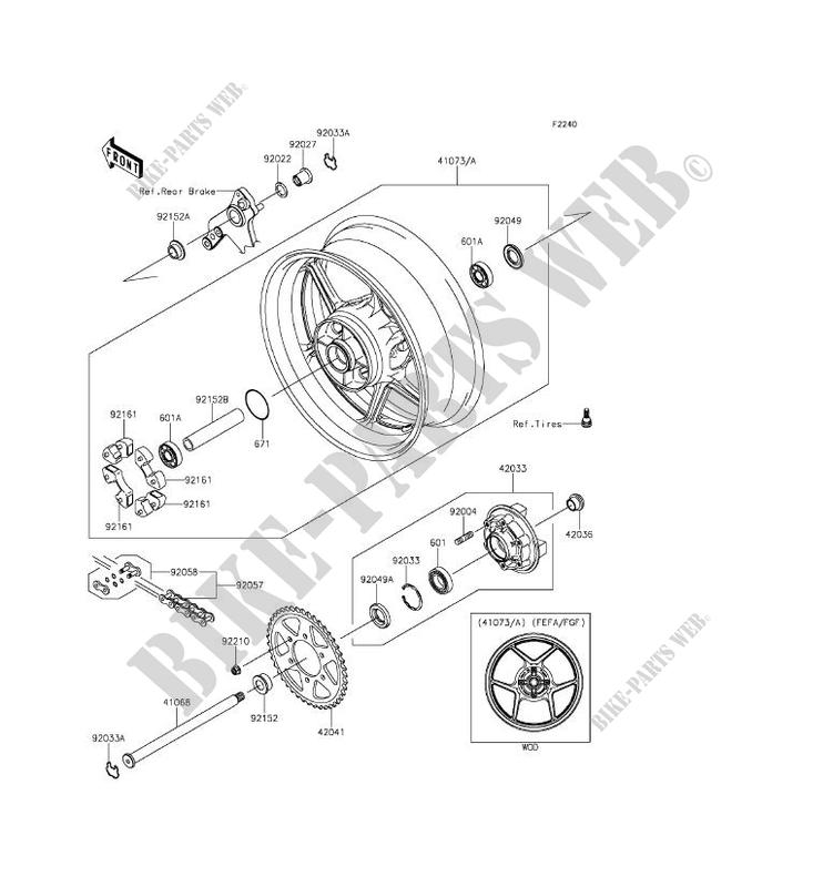 Z1000 Wiring Diagram