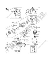 OIL PUMP ZR1100 A2 1100 kawasaki-motorcycle 1993 ZEPHYR 1100 D_07