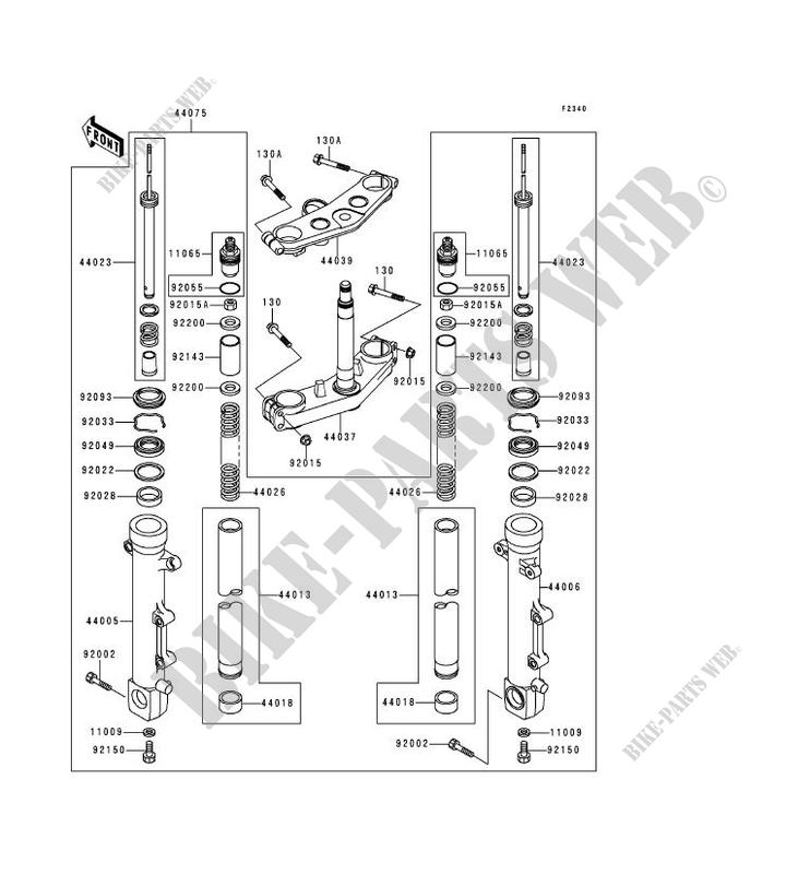 1984 Kawasaki 1100 Wiring Schematic