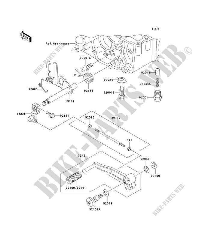 SHIFT for Kawasaki ZR-7S 2001 # KAWASAKI - Genuine Spare Parts ... on kawasaki vulcan 800, kawasaki zx-12r, kawasaki w650, kawasaki ex250, kawasaki zr-7, kawasaki mean streak, kawasaki zl1000 eliminator, kawasaki zx-6r, kawasaki gpz1100, kawasaki z 1000, kawasaki z650, kawasaki zx-9r, kawasaki z750s, kawasaki er-5, kawasaki vulcan 1500, kawasaki zxr400, kawasaki gpz500s, kawasaki gpz750, kawasaki concours 14, kawasaki er-6n,
