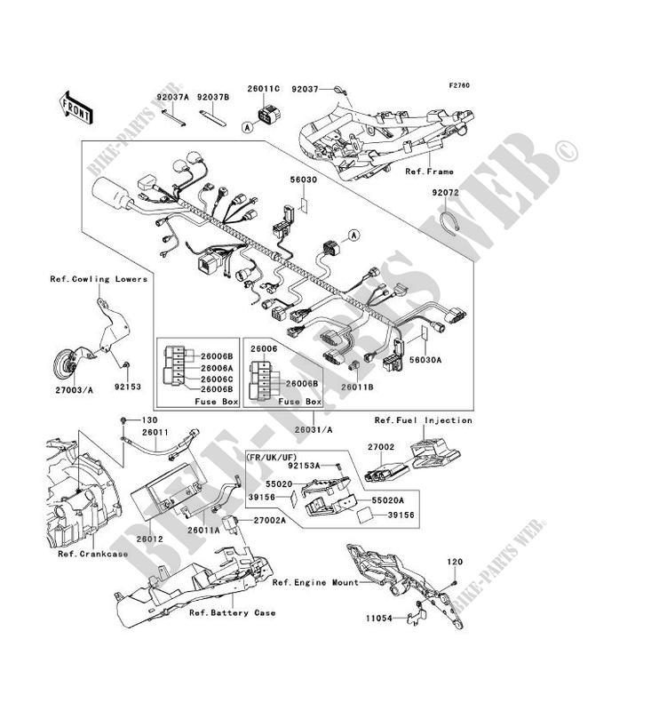 Kawasaki Z750 Fuse Box Online Wiring Diagram