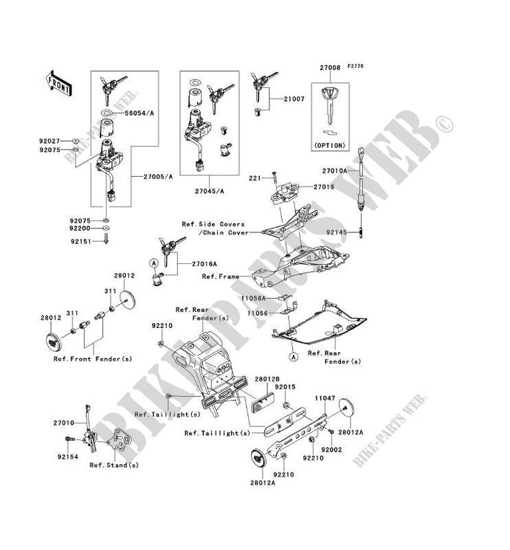 Kawasaki Zx10r 2011 Wiring Diagram