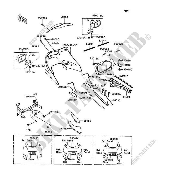 Kawasaki 900 Stx Wiring Diagram