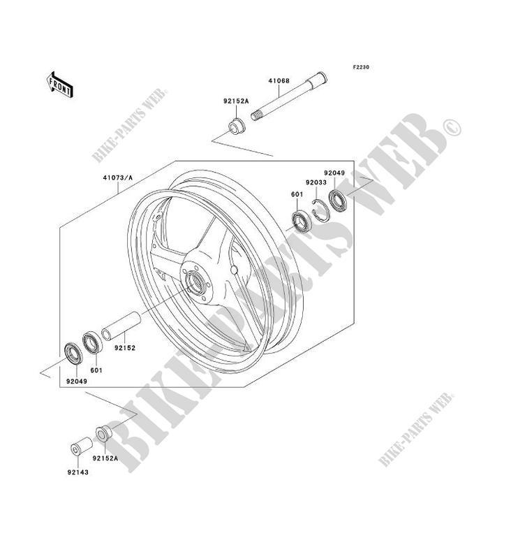 Wiring Schematic 2000 Kawasaki Zx 12r