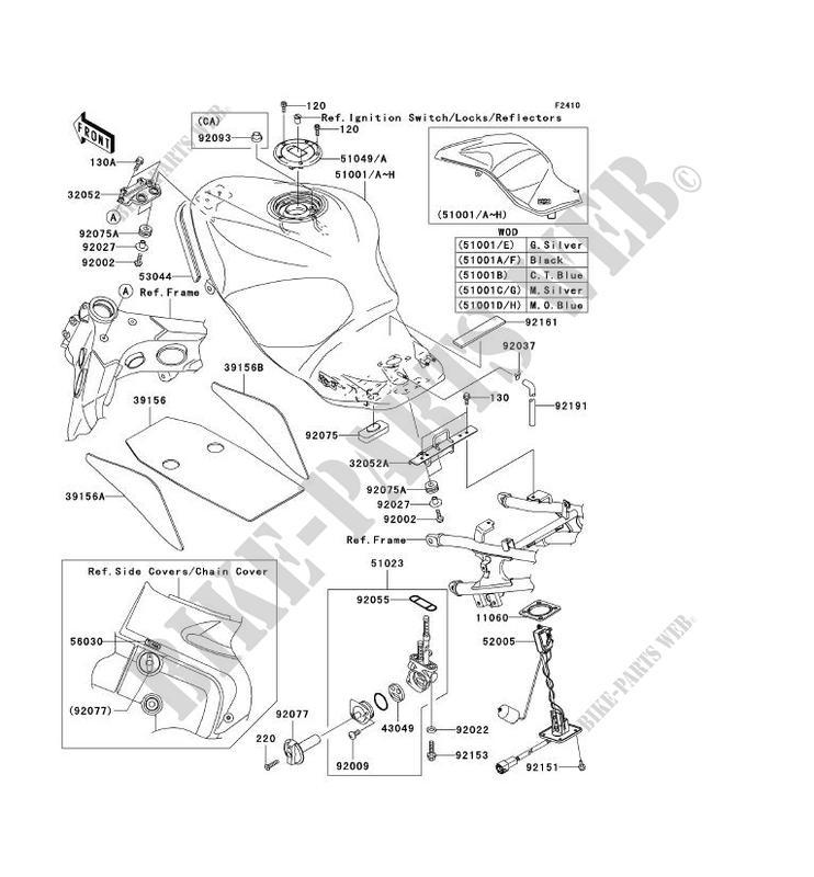 motorcycle kawasaki zzr1200 ignition wiring diagram wire center \u2022 wiring a non-computer 700r4 fuel tank zx1200 c2 zzr1200 2003 1200 motos kawasaki motorcycle rh bike parts kawa com