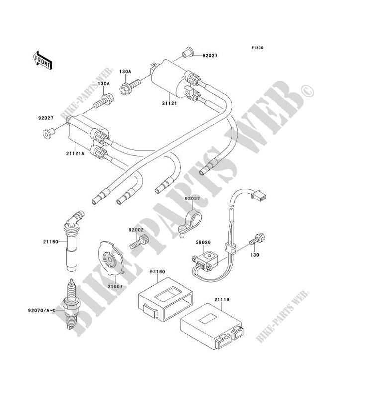 Kawasaki Zxr 400 L Wiring Diagram - Diagrams Catalogue on