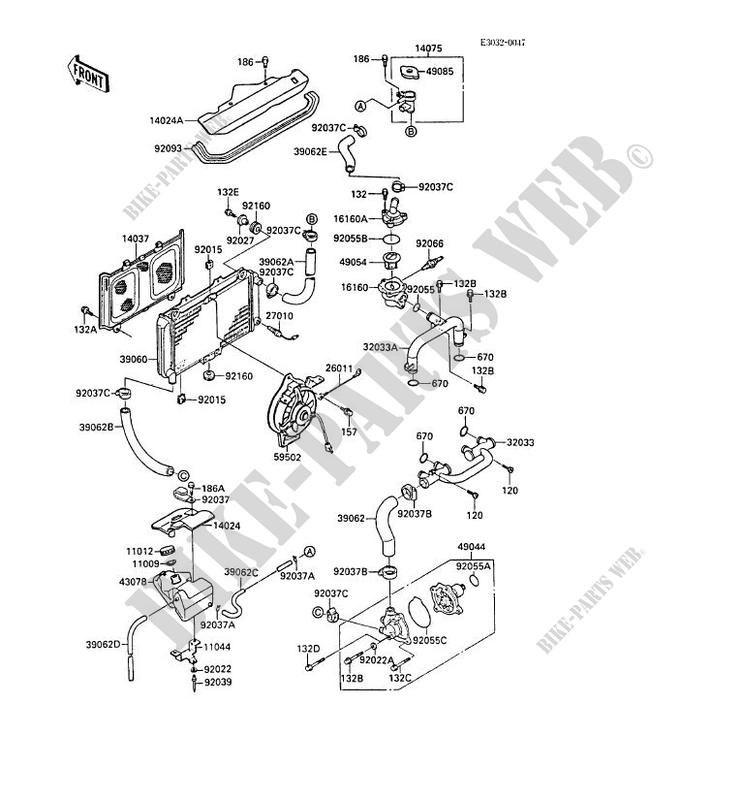 Strange Kawasaki Gpz600R Wiring Diagram Basic Electronics Wiring Diagram Wiring 101 Tzicihahutechinfo