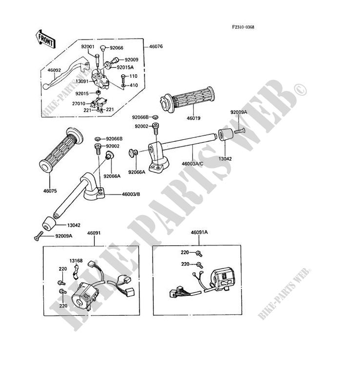 washer plain small, 6mm  kawasaki gpz600r wiring diagram #4