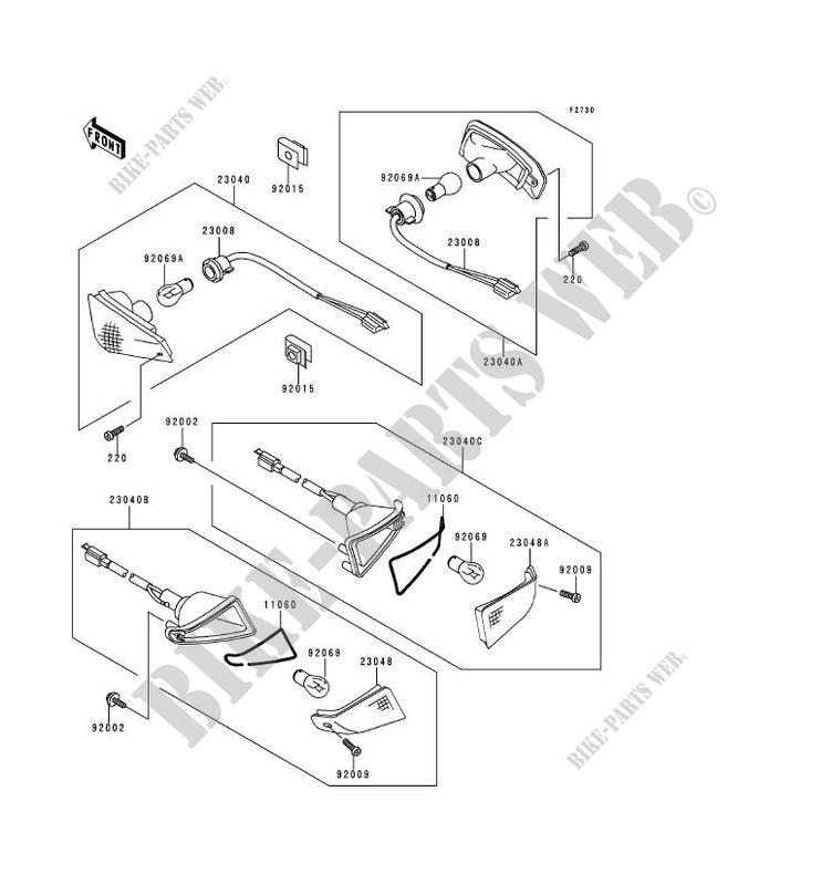 Zx 600 Wiring Diagram