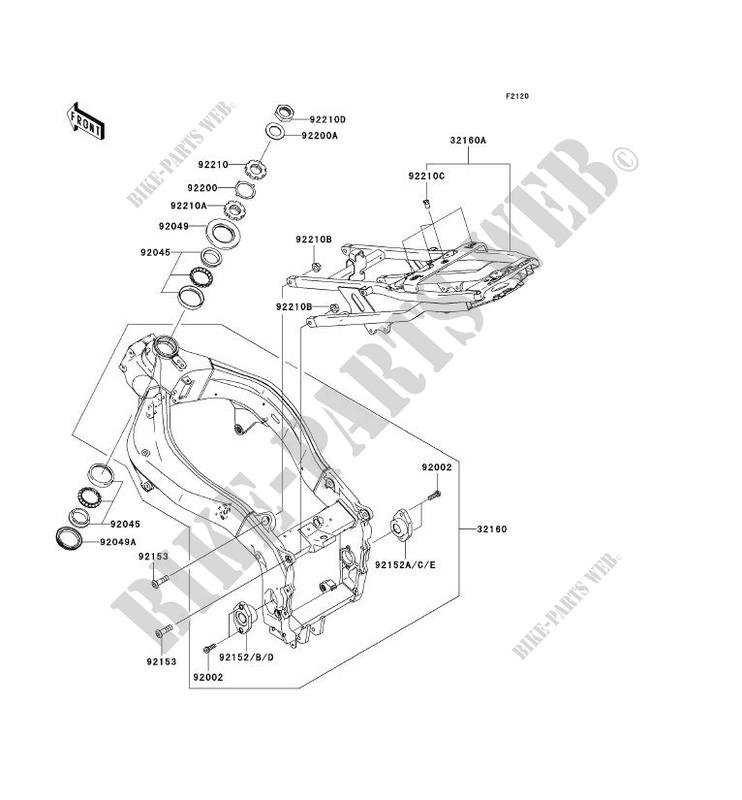 wiring diagram for zx600d