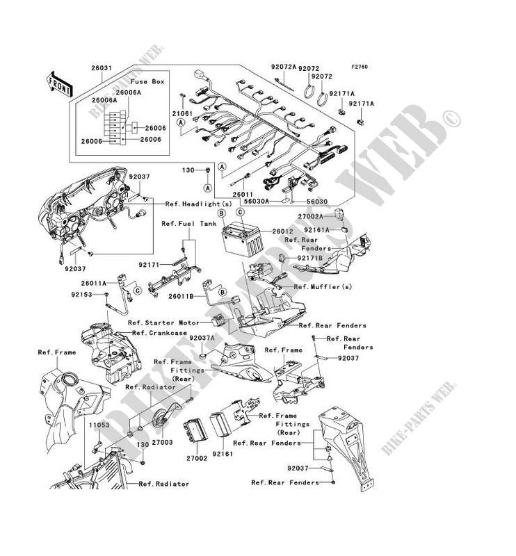Zx636 Wiring Diagram