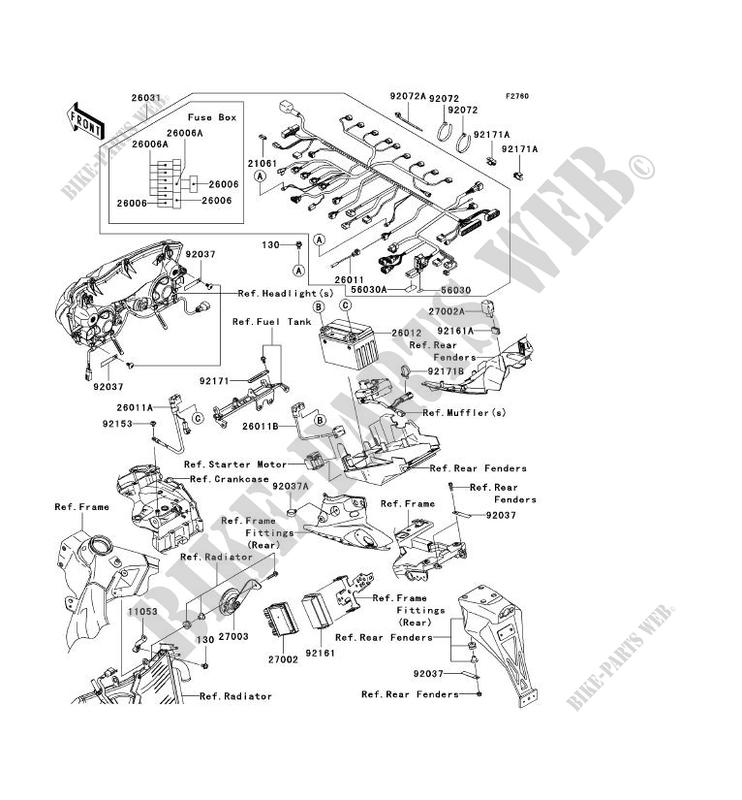 2005 kawasaki 636 fuse box wiring diagrams folder 2005 Kawi 636