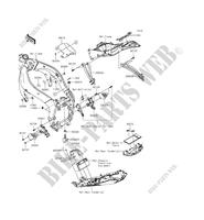 FRAME PARTS (COUVERTURE) ZX636EEF 636 kawasaki-motorcycle 2014 NINJA ZX-6R E_05