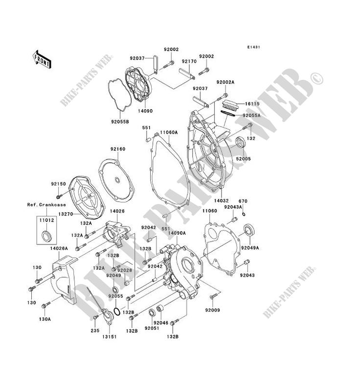 Ninja 650r Engine Diagram