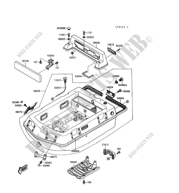 Kawasaki Jet Ski 650 1990 Mate Jb650a2 Cover Wiring Diagram At Mazhai: Kawasaki Jet Mate Wiring Diagram At Hrqsolutions.co