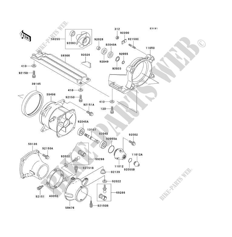Kawasaki Zxi1100 Wiring Diagram
