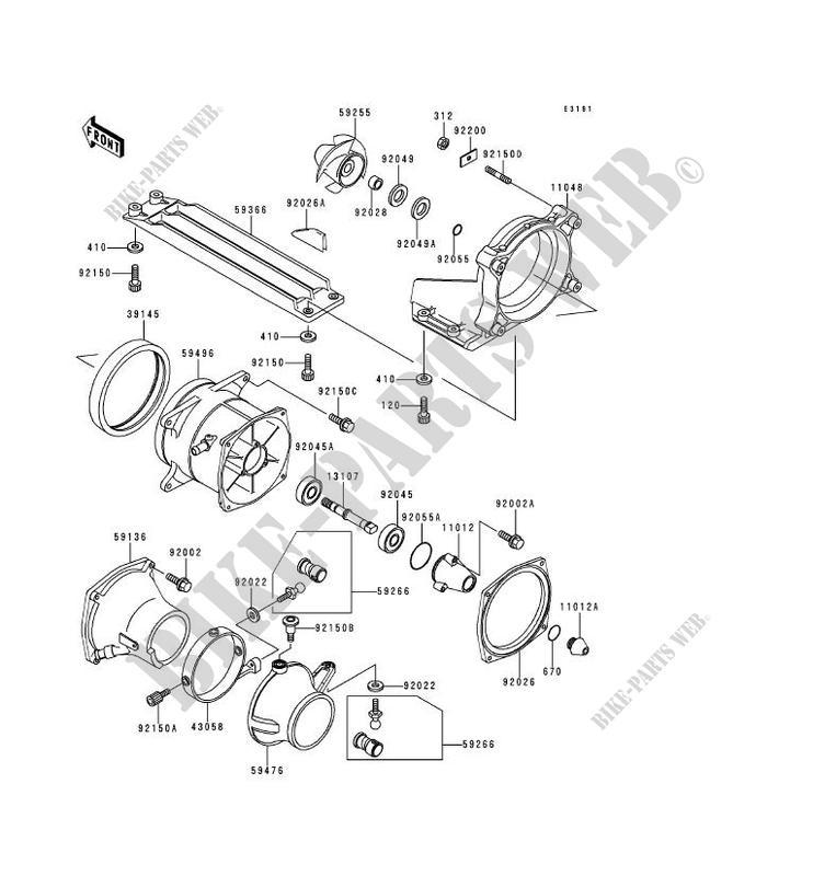 Kawasaki 750 Jet Ski Wiring Diagrams. . Wiring Diagram on