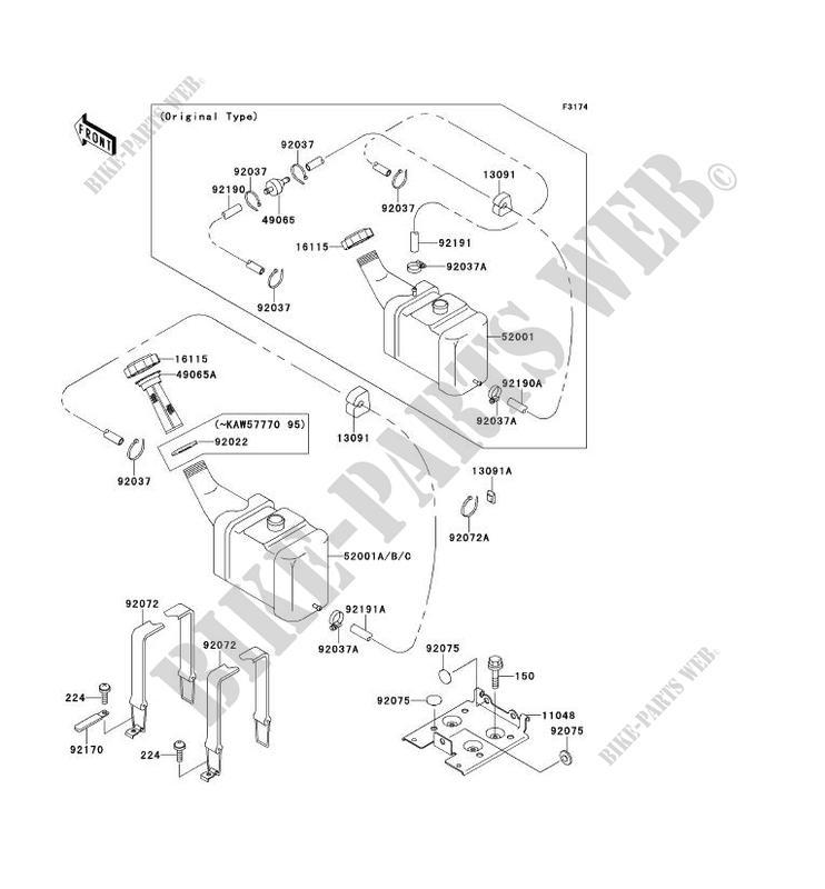 Kawasaki 750 Zxi Wiring Diagram - Wiring Diagrams List on