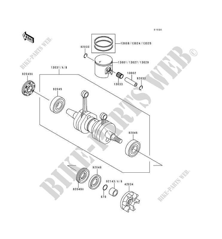 Kawasaki 750 Jet Ski Engine Diagram Wiring Diagram B7