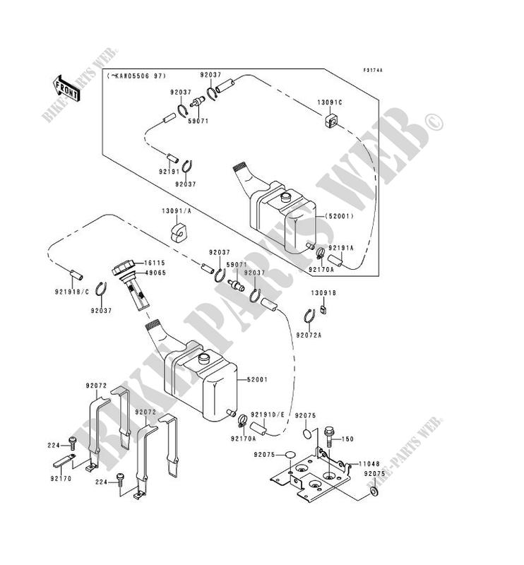 Kawasaki 750 Zxi Wiring Diagram - All Diagram Schematics on